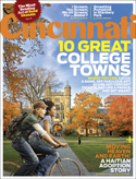 October 2010 cover of Cincinnati Magazine
